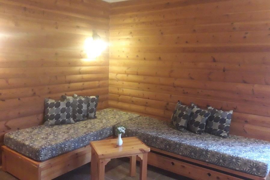 Cabins in Nofi Gonen