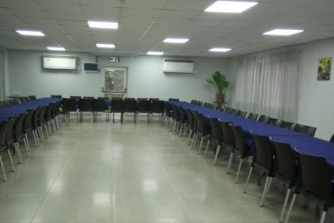 Gefen hall